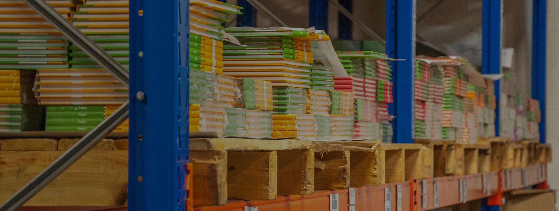 Fulfilment, opslag, verpakken en verzenden